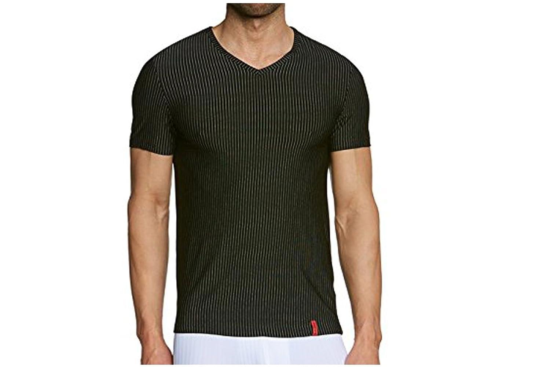 Bruno Banani V-Shirt Straight Line - Doppelpack