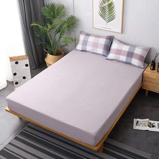 Funda de colchón doble de algodón, funda de colchón extra grande ...