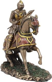 Amazon.com: Gran traje de caballero medieval Armor sobre ...