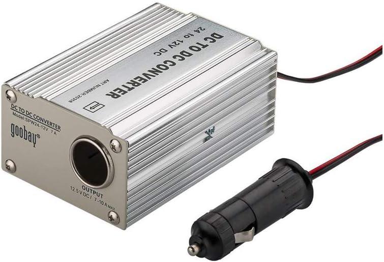Wentronic - Transformador (24 V a 12 V)