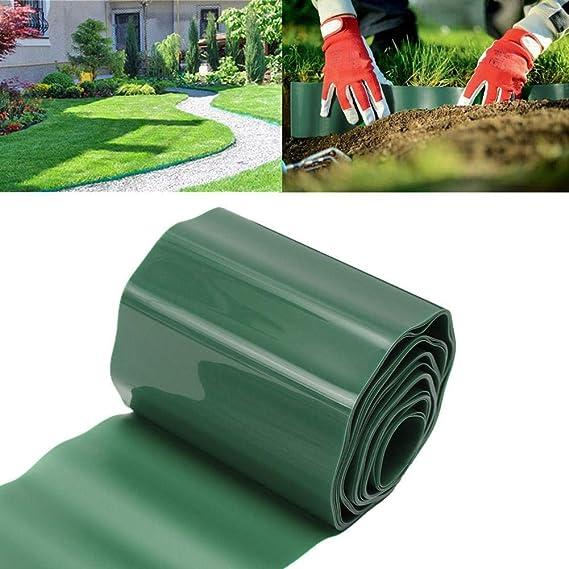 Shoppy Star - Herramienta de plástico Resistente para jardín, césped de Camino, Borde Verde, Borde de Grava: Amazon.es: Jardín