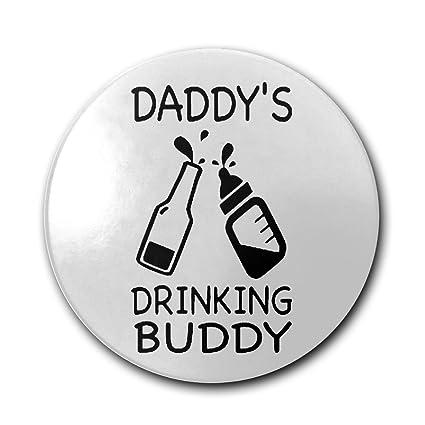 Amazon Com Fasdsdscvsd Daddys Drinking Buddy Novelty Design Prevent