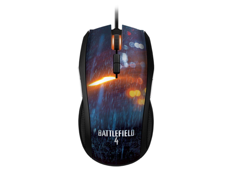 Razer Taipan - Ratón Gaming (USB, 4G Dual Sensor, 8200 dpi, ambidiestro), diseño Battlefield 4: Amazon.es: Informática
