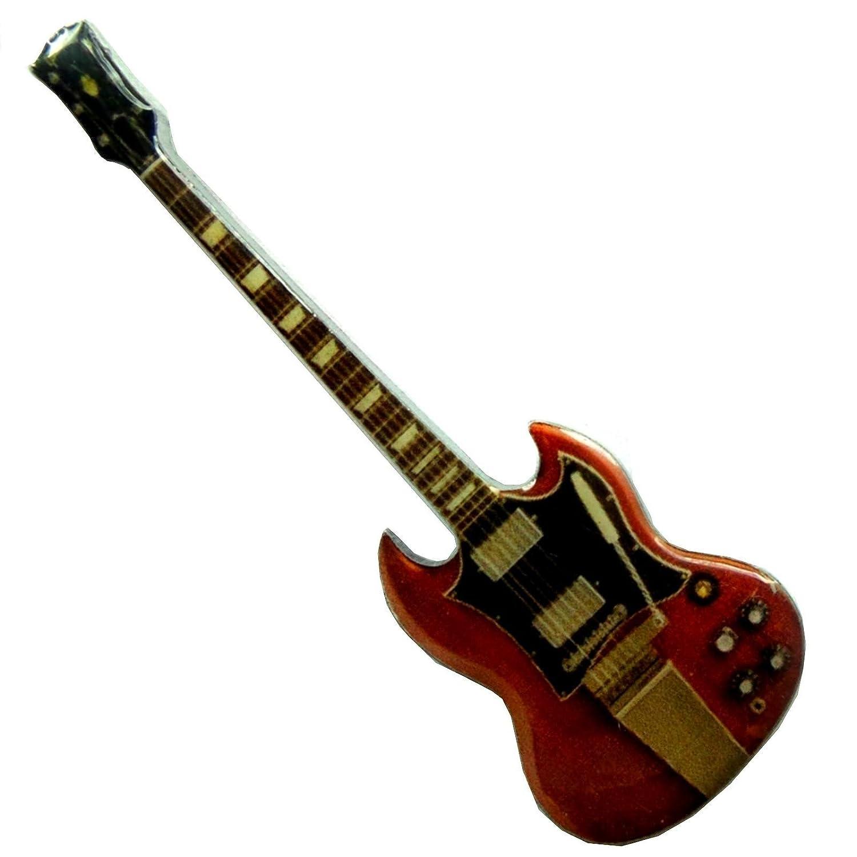 Magnete in metallo - AC / DC Angus Young Diavoletto Rossa Eurasia1