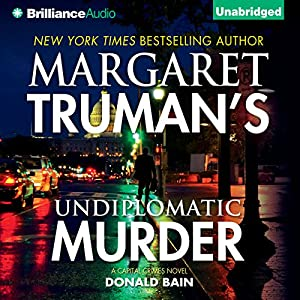 Undiplomatic Murder Audiobook