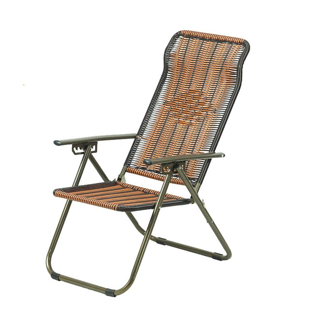 Mode Folding Recliner Büro Break Stuhl Portable Sandy Beach Home Balkon Schwangere Frau Nap Chair Sitz