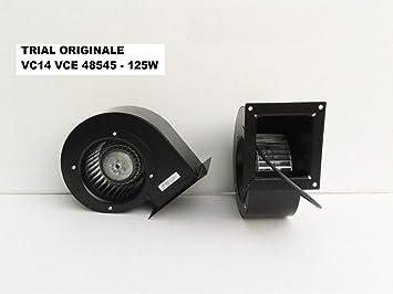 Ventilador centrífugo Trial VC14 VCE 48545 125 W: Amazon.es ...