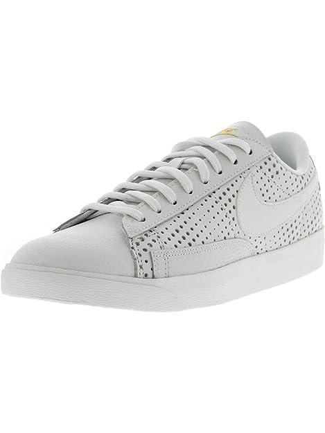 Blazer Nike Low Talla40 Se Prm Blancoblancodorado Zapatillas iOXukZP