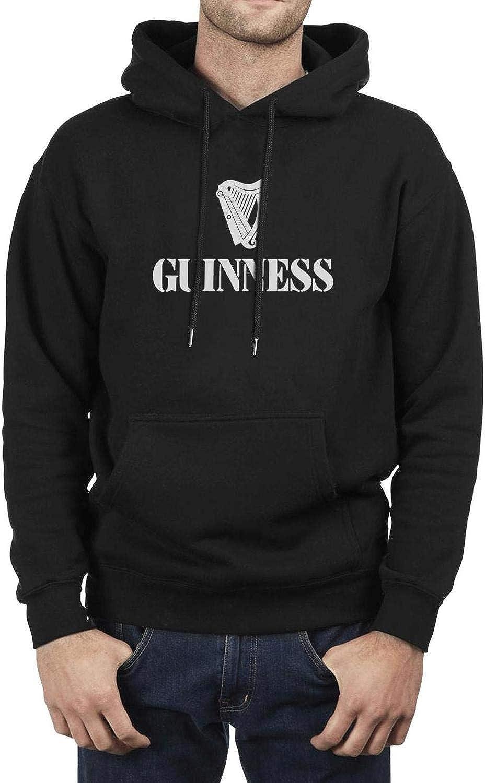 Mans Warm Long Sleeve Hoodies Guinness Blonde Sweatshirt