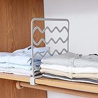 TOPBATHY Separador de estantes y separadores para clósets