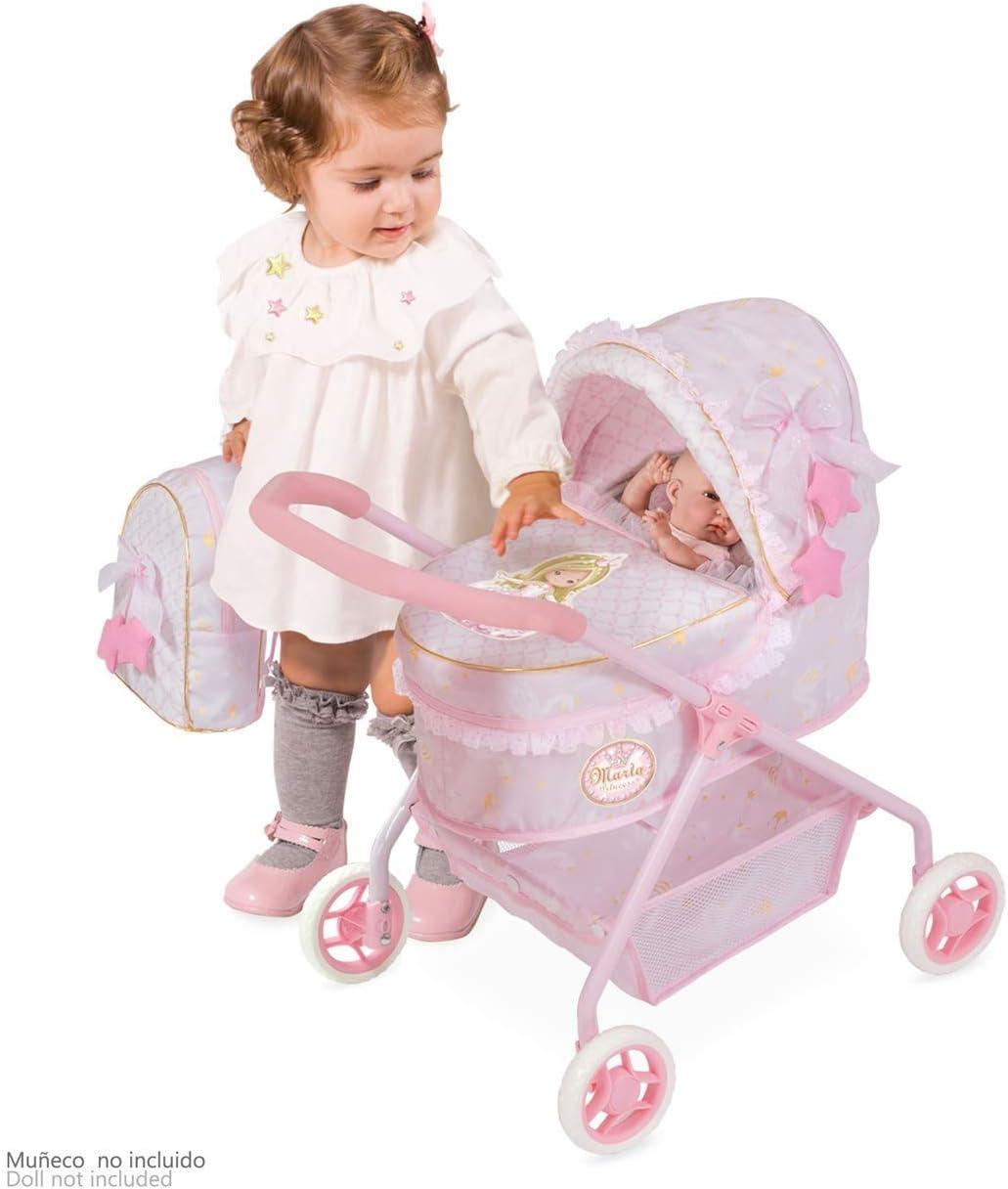Cochecito Pop Pram de Peppa Pig para muñecos bebé Servicio Urgente