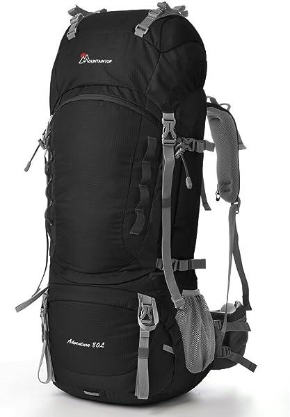 e59eb81b5ff0 マウンテントップ(Mountaintop)80L 登山バッグ 自転車 ハイキング バックパック グリーン