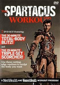 Spartacus Workout The Triple Set Scorcher