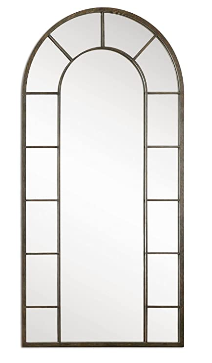 Amazon Com Extra Large Full Length Palladian Arch Wall Mirror Long