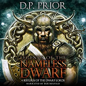 Return of the Dwarf Lords Audiobook