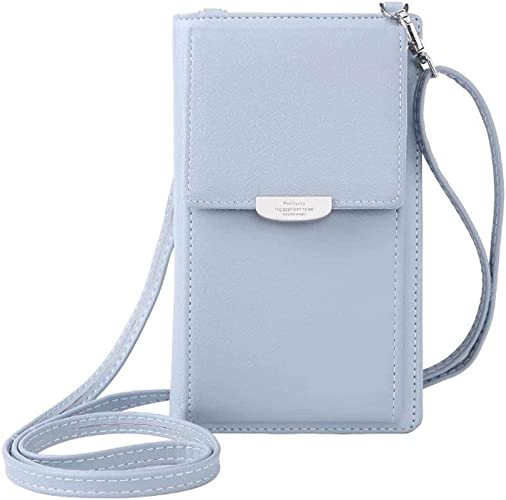 Girls Mobile Phone Bag Cross Body Purse Small Shoulder Bag Case Pouch T