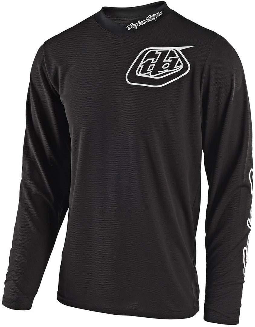 Black, ADULT  XXX-Large Troy Lee Designs Unisex GP Mono Jersey