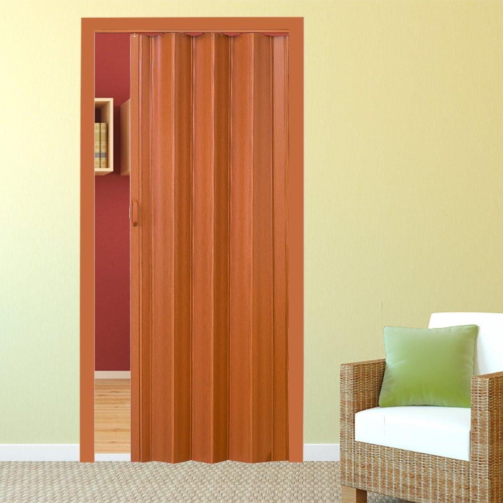 Tectake Puerta Plegable De Pl Stico Pvc Puertas Plegables Puerta  ~ Puertas Correderas Plegables Ikea