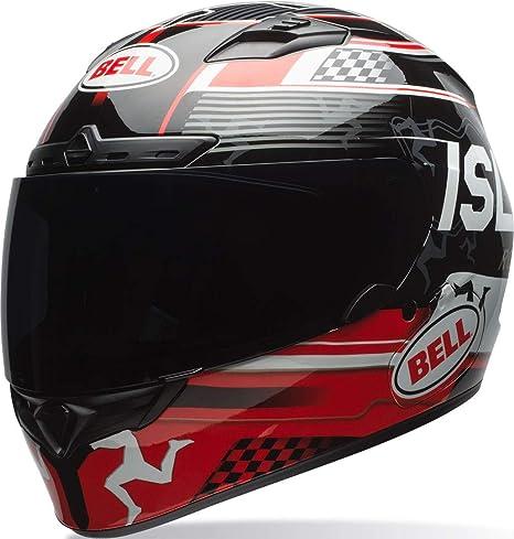 Bell Helmets Qualifier Dlx - Casco (talla XL), color negro y ...