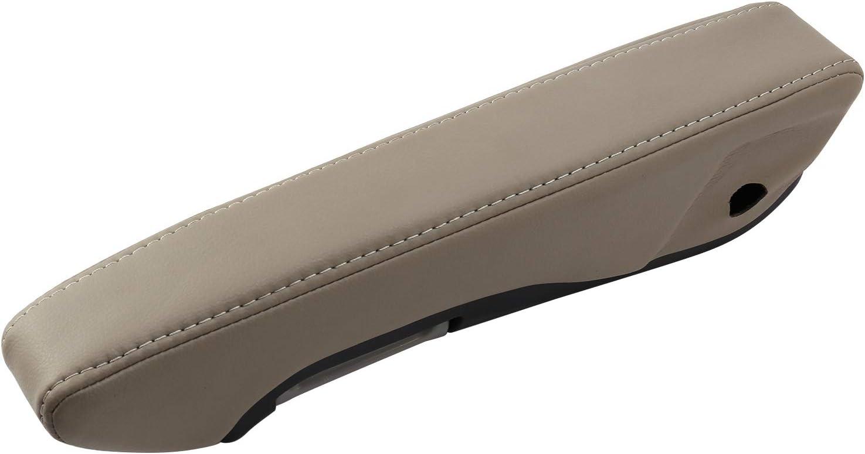 Nrpfell Universal Adjustable Car Seat Armrest for Rv Van Motorhome Boat for Grammer Msg85 Msg95,Right