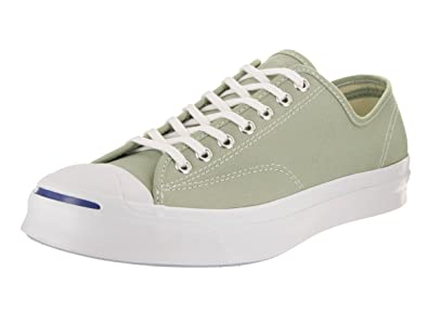 022d8a0b36c7 Converse Unisex Jack Purcell Signature Ox Dried Sage White White Casual  Shoe 4.5 Men