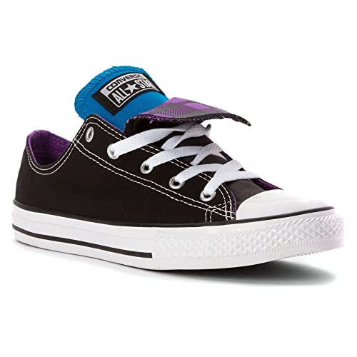 c66942e8a88d Converse Junior Chuck Taylor Double Tongue Ox (4)