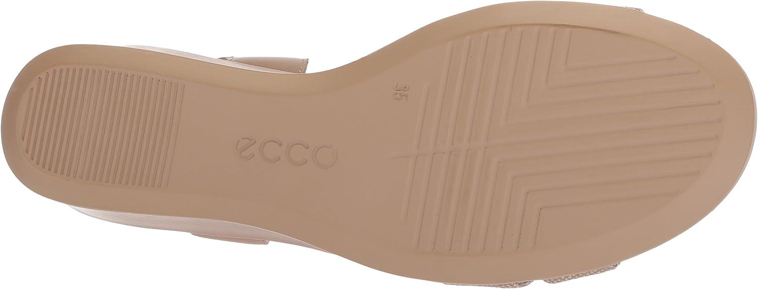 Mua ECCO Damen Shape 35 Peeptoe Sandalen, Beige (DuneDune