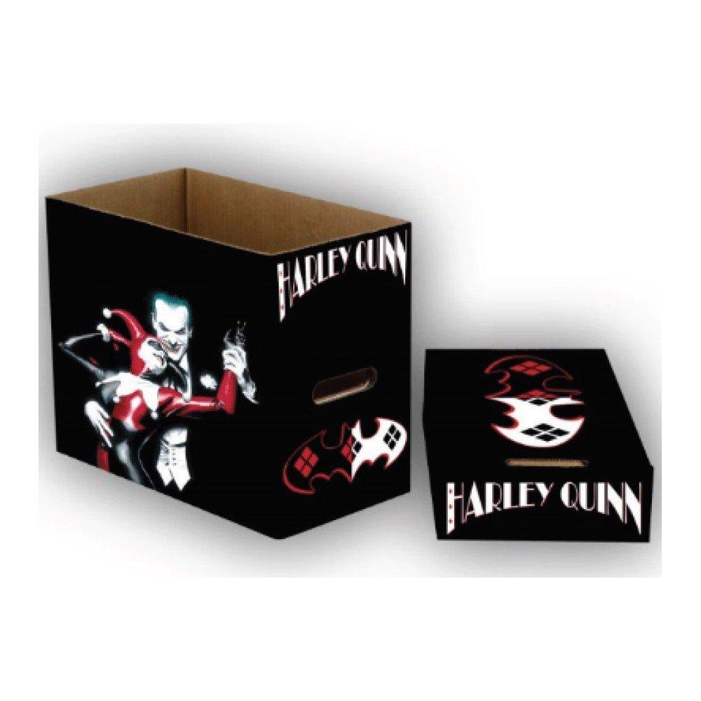 DC Comics Storage Boxes Harley Quinn  Joker 23 x 29 x 39 cm Case (5) Neca