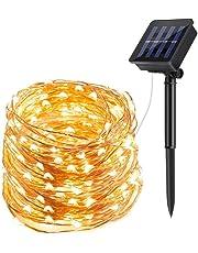 Weihnachtsbeleuchtung Für Hausgiebel.Lichterketten Für Draußen Amazon De