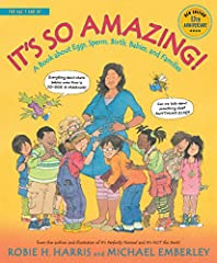 """""""An outstanding book. . . . Meets the needs of those in-between or curious kids who are not ready, developmentally or emotionally, for It's Perfectly Normal."""" —Booklist (starred review)How does a baby begin? What makes a baby male or female? ..."""