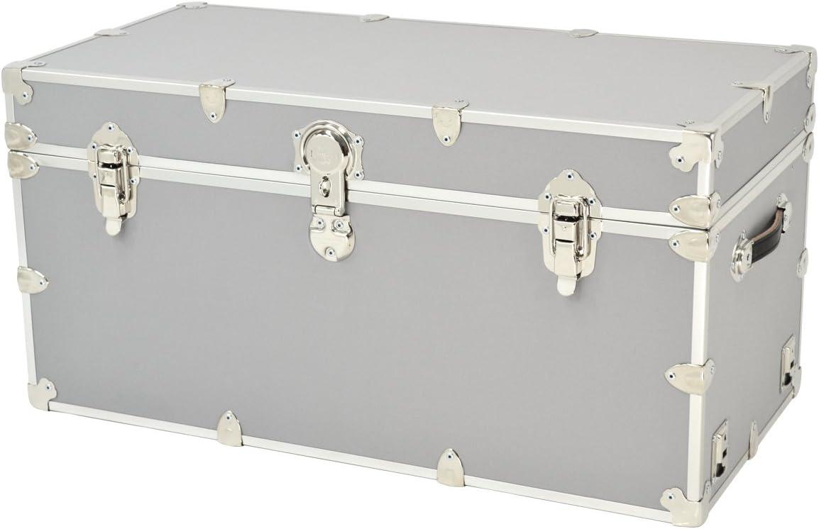 Mercury Luggage Seard Under the Bed Wheeled Storage Footlocker, 31