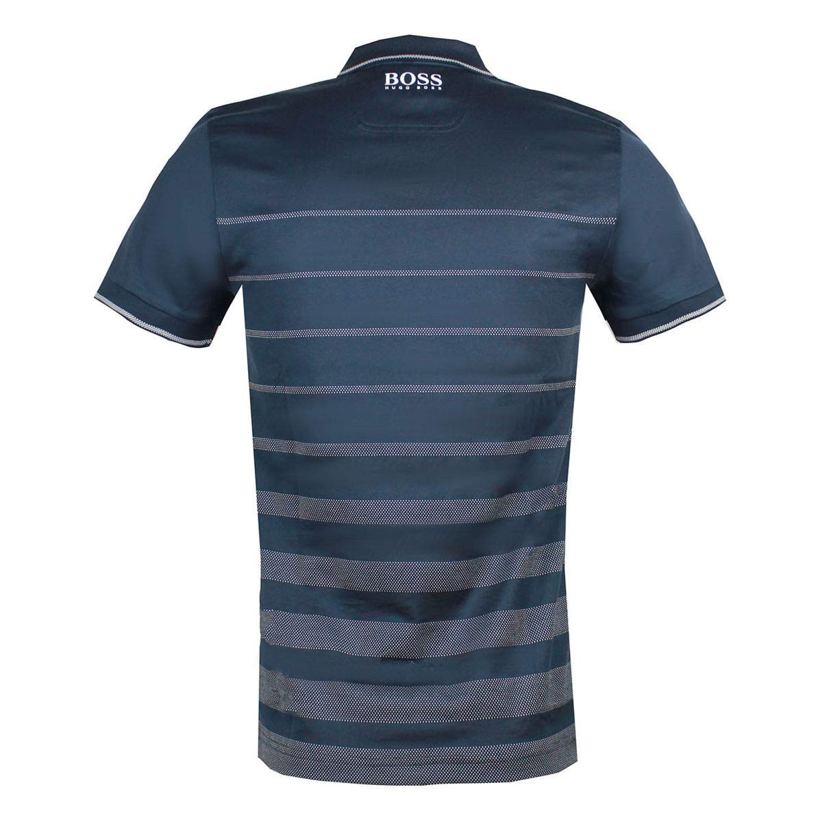 592a6e9c Amazon.com: Hugo Boss Mens Golf Polo Shirt 50389097 410 Paule Pro 2 Navy:  Clothing
