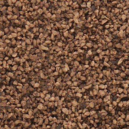 Woodland Scenics Fine Ballast Shaker, Brown/50 cu. in. (Train Set Ballast)