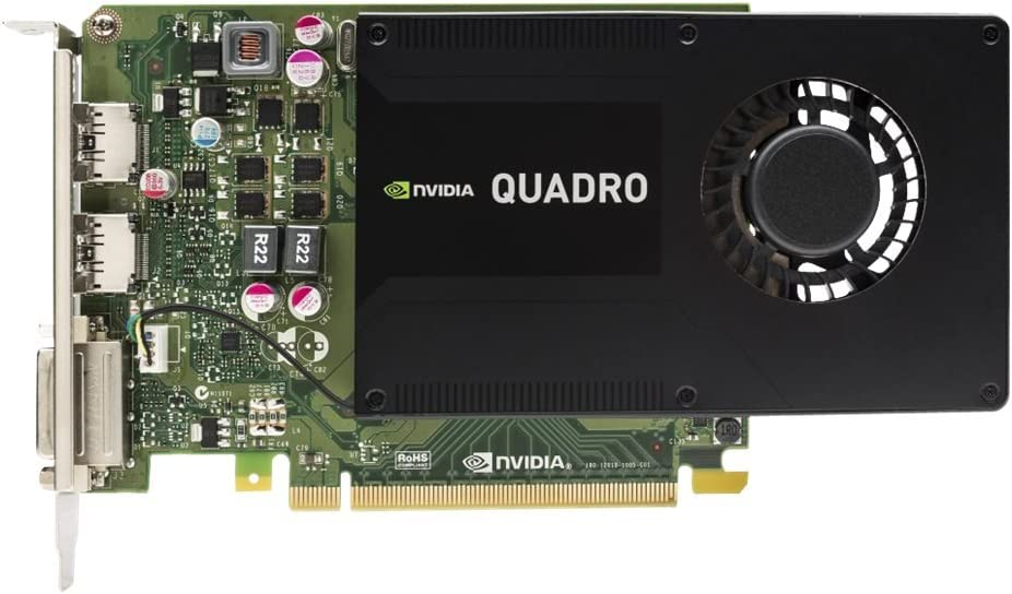 HP J3G88AT Commercial Specialty Quadro K2200 4GB Graphics Cards
