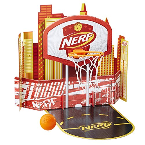 (NERF Sports TablePros Basketball)