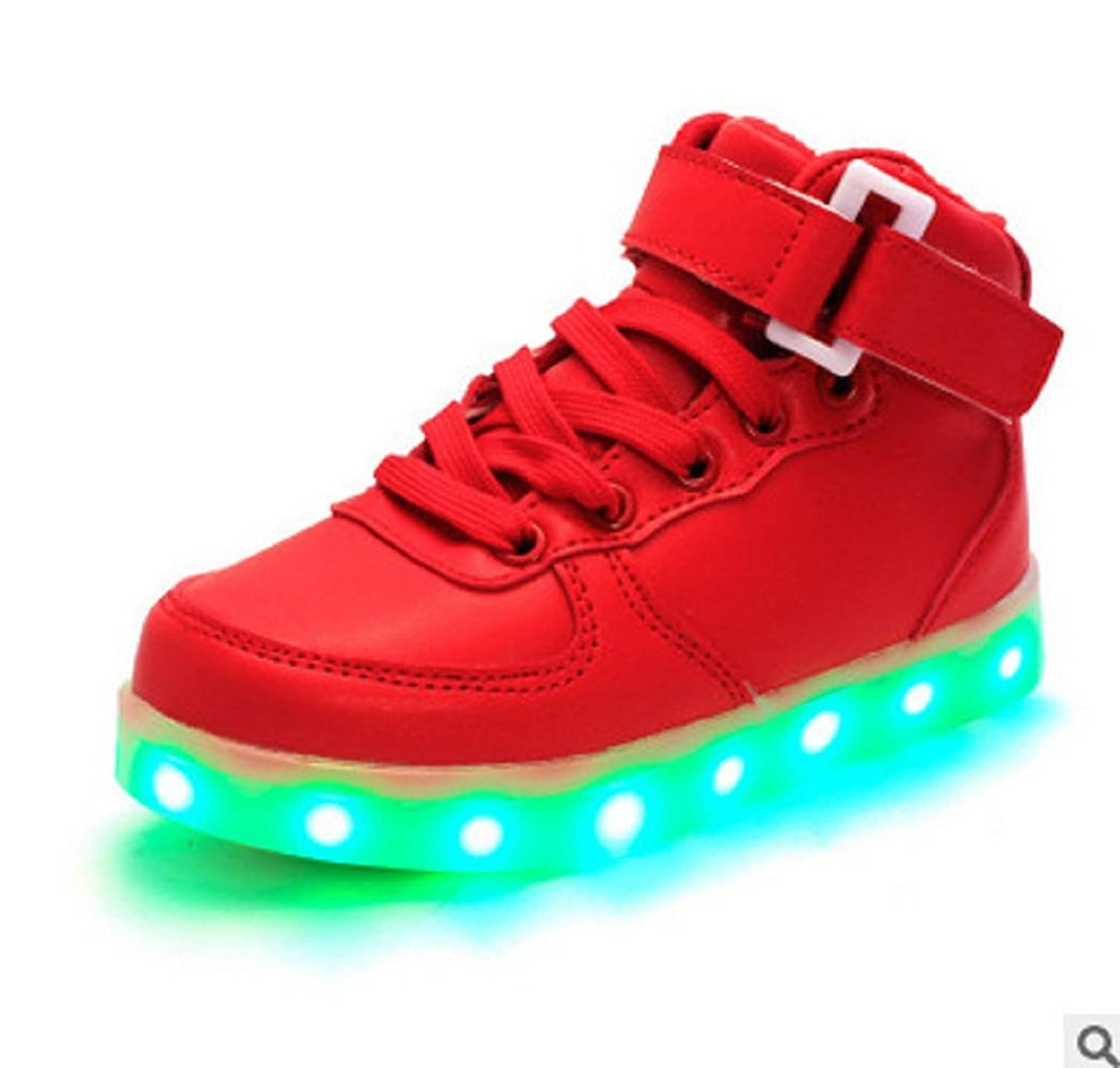 gold men for women boys buy high light led shoes up iled top girls products