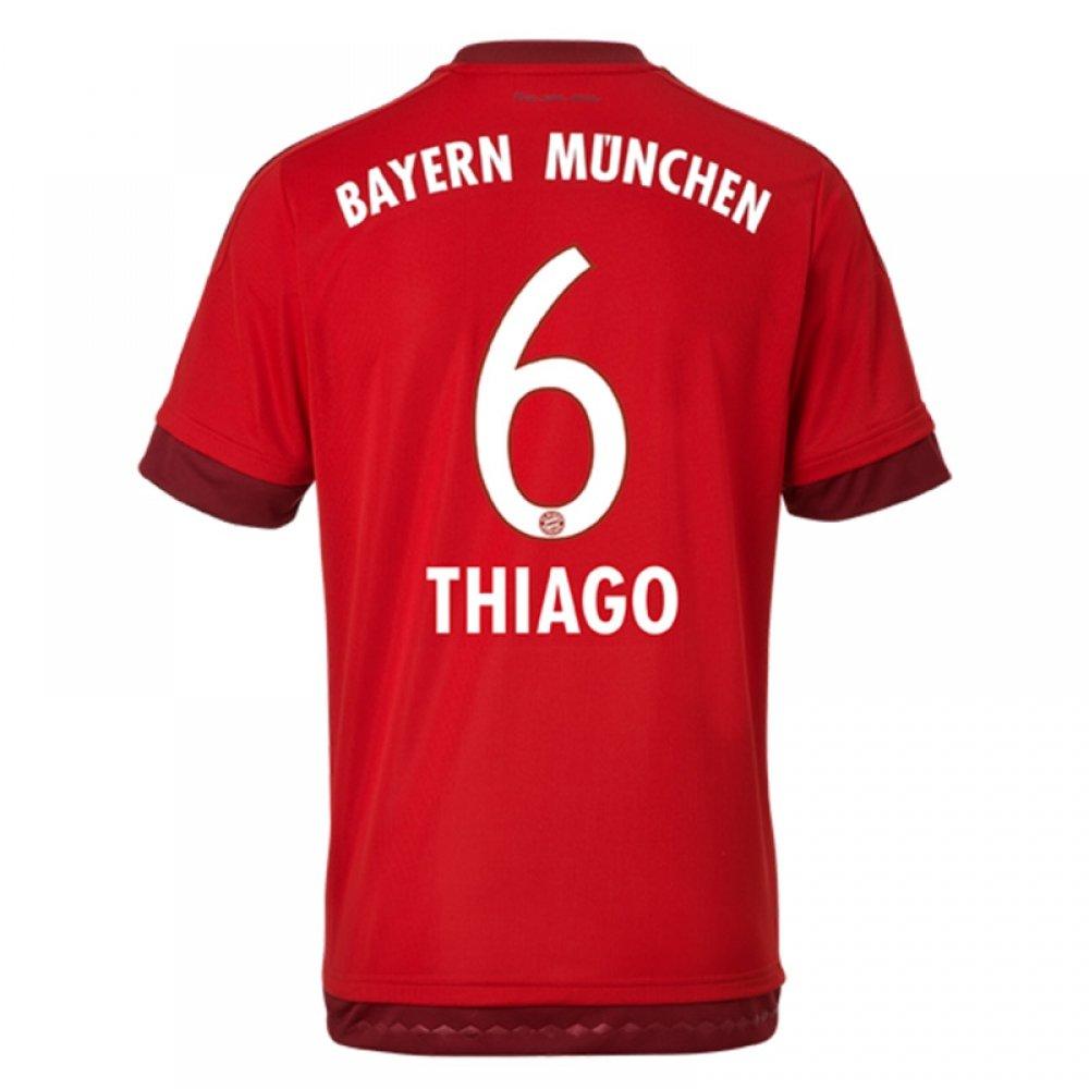 FC Bayern Home Trikot Kinder 2016 - Thiago 6