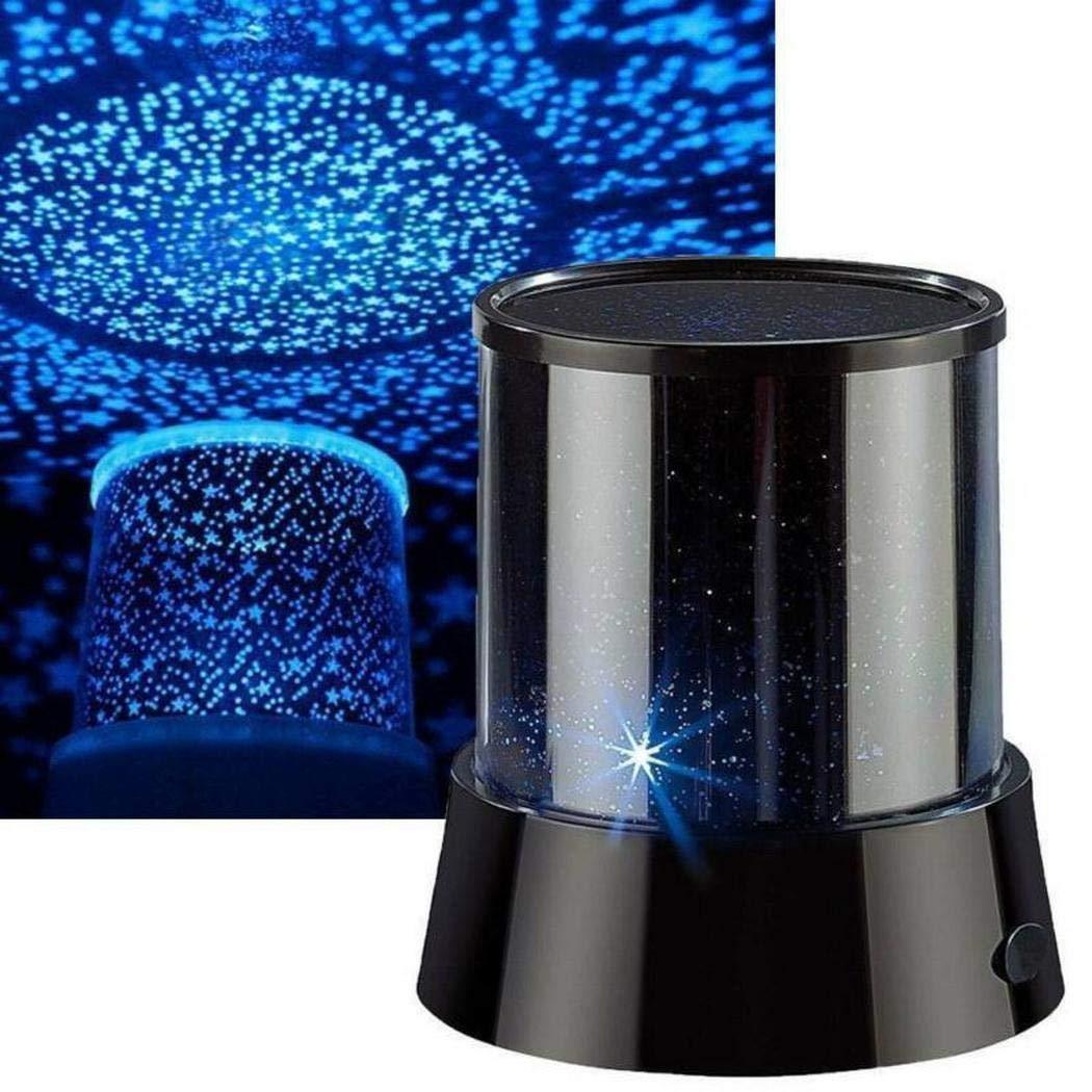 Cerjuge Tragbare schöne led-projektionslampe party dekoration lampe Nachtlichter