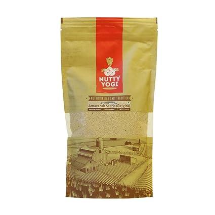 Nutty Yogi - Semillas orgánicas de Amaranth (Rajgira ...