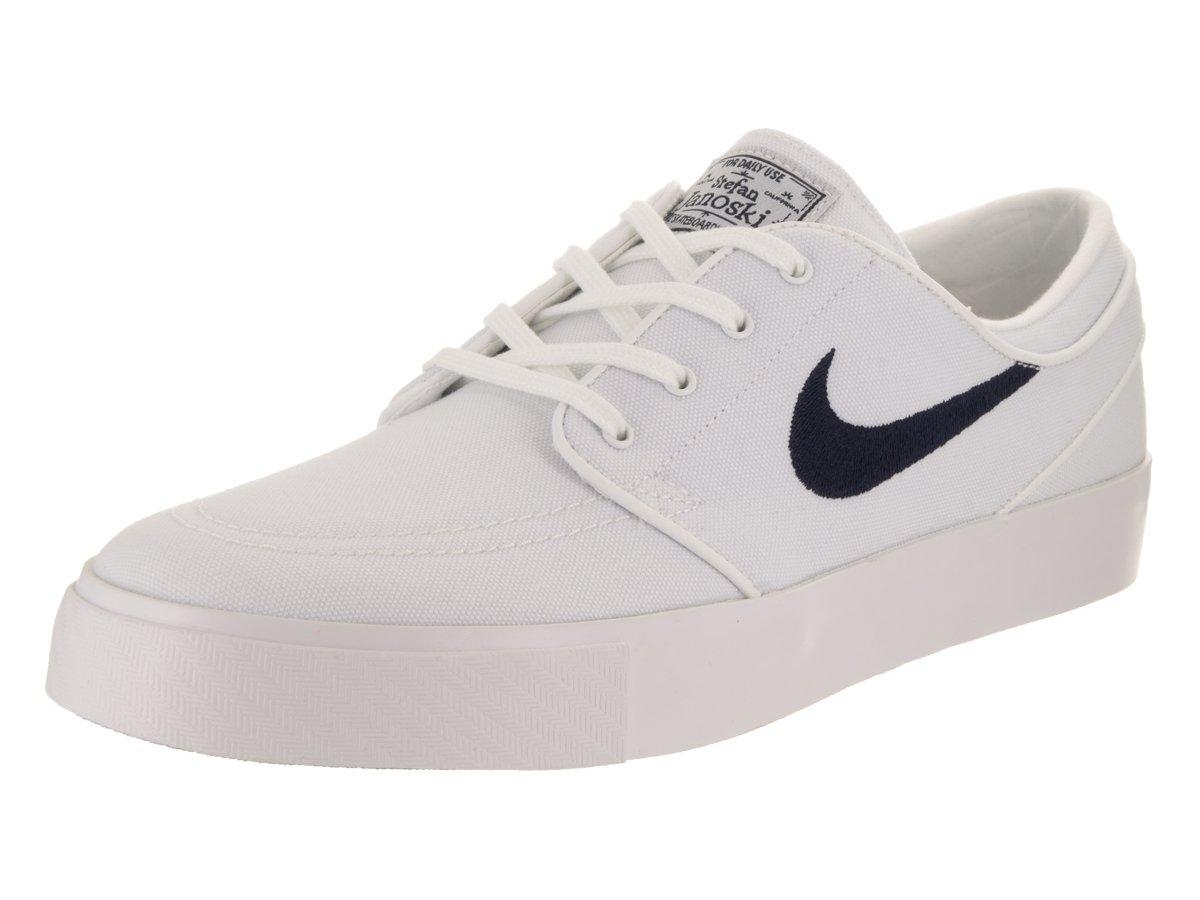 Nike Stefan Janoski Max Unisex-Erwachsene Sneakers  37 EU Wei? / Schwarz