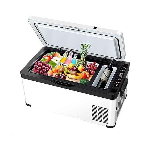 DLINMEI Refrigerador del automóvil Compresor de refrigeración ...