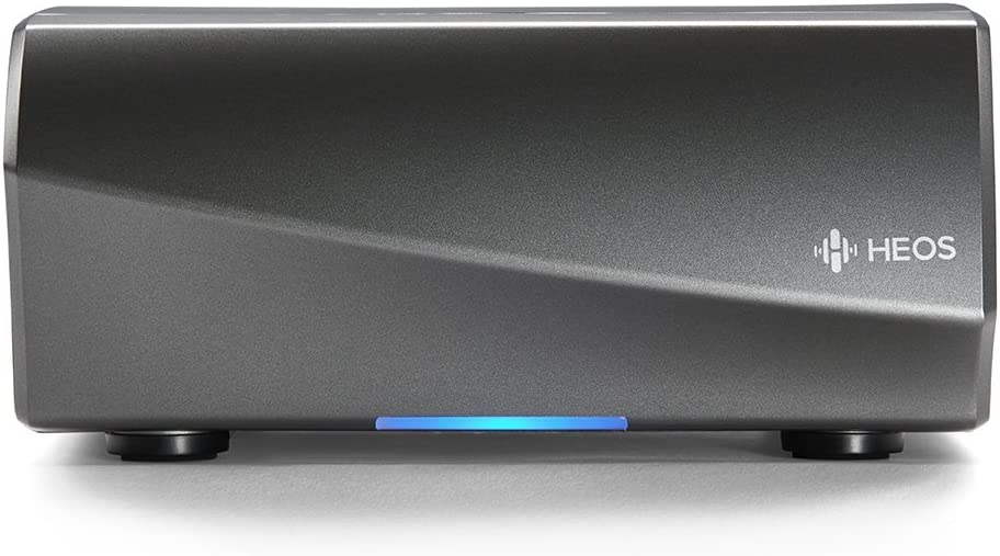 Denon HEOS Link HS2 - Preamplificador (Bluetooth, Wi-Fi) Color Negro