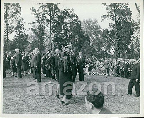 Vintage Photo of Franklin D Roosevelt Funeral (ACC-203)