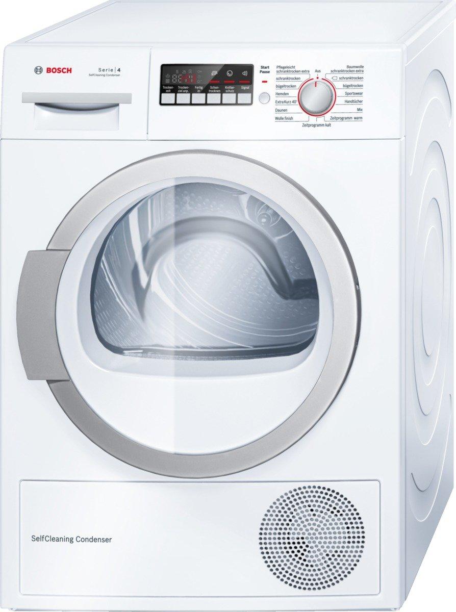 Bosch WTW86271 Wärmepumpentrockner