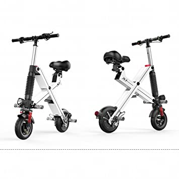PH Electric Scooter Adult 2 rueda plegable coche plegable ...