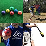 TAP Extreme Duty Weighted Ball- Set of Six | Plyo Balls Used in Pitching and Hitting Training