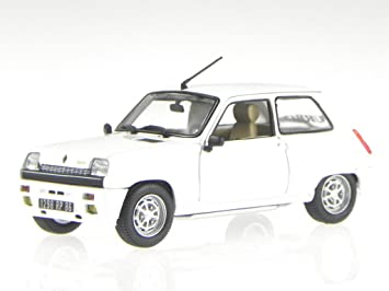NOREV 1/43 - 510513 RENAULT 5 LAUREATE TURBO - WHITE