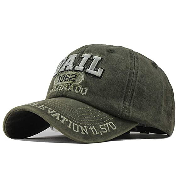 xiaochicun Washed Old Female Hat Casual Soft Top Letter Gorra ...