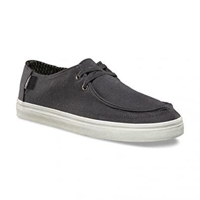 884d66b342134f Vans Rata Vulc SF (Asphalt Marshmallow) Grey Size  8 UK  Amazon.co ...