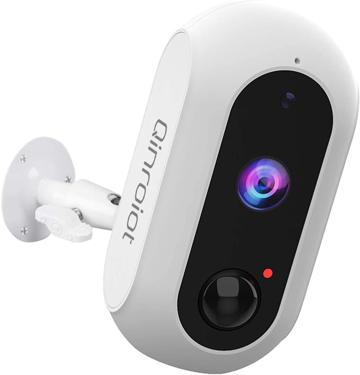 Home Security Camera, 6700mAh Wireless Rechargeable Battery Powered Outdoor&Indoor Wi-Fi Camera with 1080P Night Vision,PIR Motion Detection, Two-Way Audio, IP65 Waterproof, Support Cloud/SD Slot